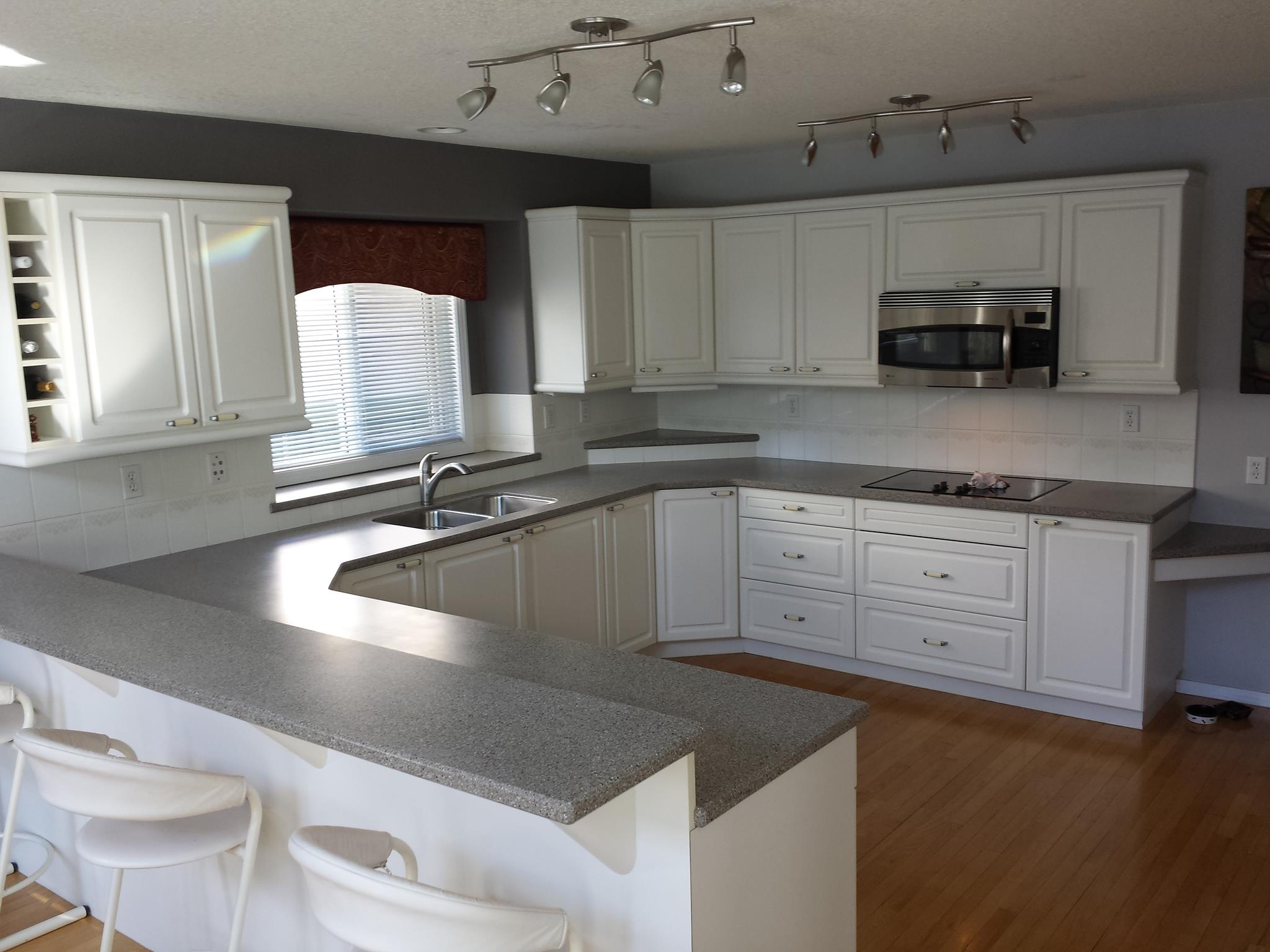 Countertop Expressions Reasonably Priced Cabinet And Countertop